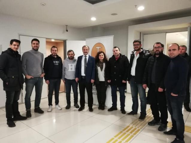 Kendir Güney Marmara JMO Seçimlerine Katıldı