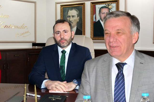 Koçal'dan Tutuk'a Övgü