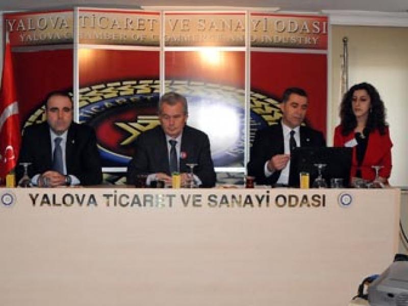 Kosovalı İş Adamları Yalova'lı İşadamları İle Buluştu
