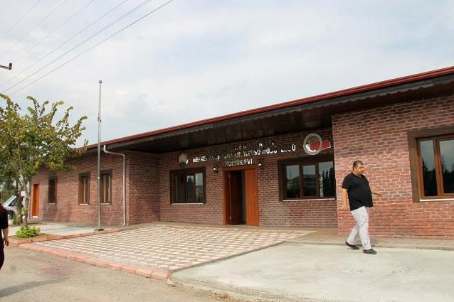 Kültür Evi Enstitü Bünyesinde Açıldı
