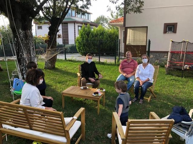 Laçin'den Koruyucu Ailelere Ziyaret