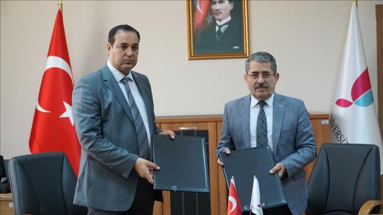 Libya İle Eğitimde İşbirliği Yapılacak