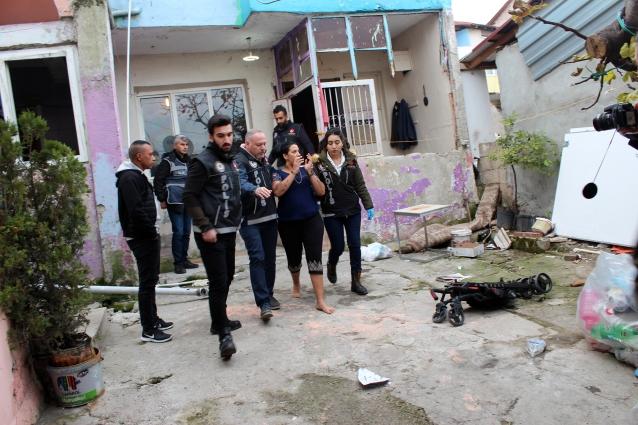 Dedektör Köpek Zeytin Yine Uyuşturucu Yakaladı