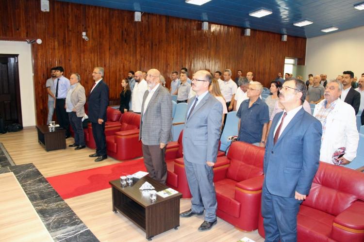 Mantarcıların Sorunları Yalova'da Masaya Yatırıldı