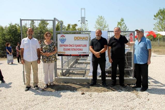 """""""Marmara Depremi'ni Haftalar Öncesinden Tahmin Edeceğiz"""""""