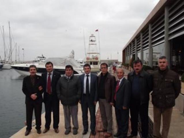 Marmara Bölgesi Gençlik Hizmetleri Ve Spor İl Müdürleri Yalova'da Buluştu