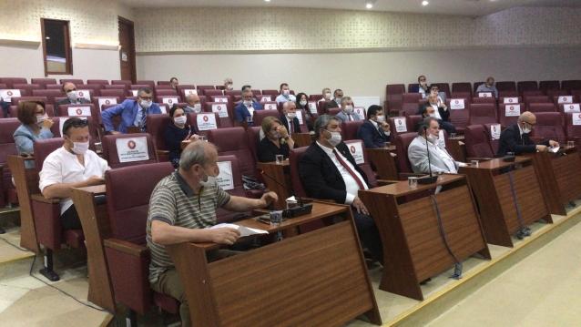 Meclis Encümen Ve Komisyon Üyelerini Belirledi