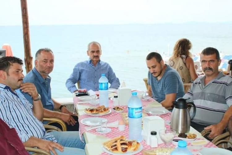 MHP Çınarcık İlçe Başkanı Bayraktar Oldu
