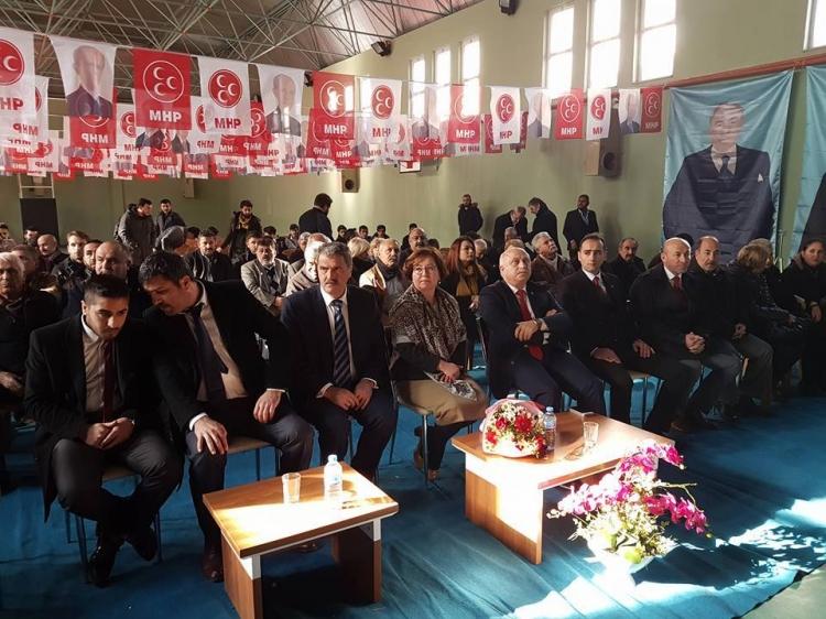 MHP Genel Başkan Yardımcısı Ruhsar Demirel Yalova'daydı