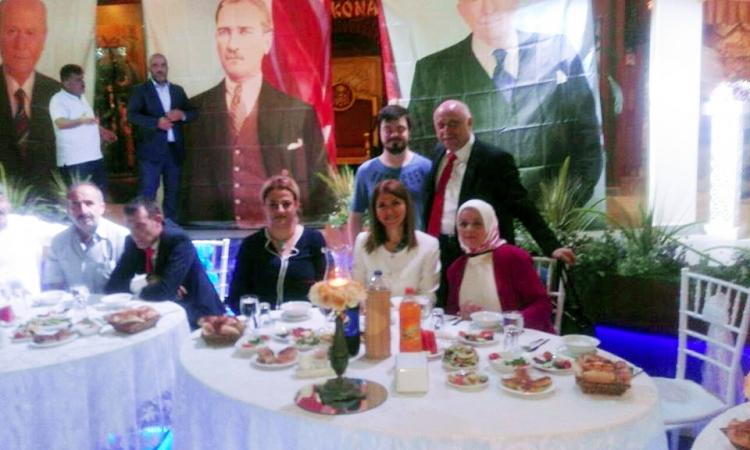 MHP Genel Başkan Yardımcısı Yalova'daydı