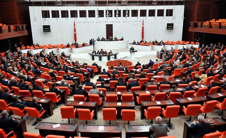 MHP İlin Sorunlarını Meclise Taşıdı