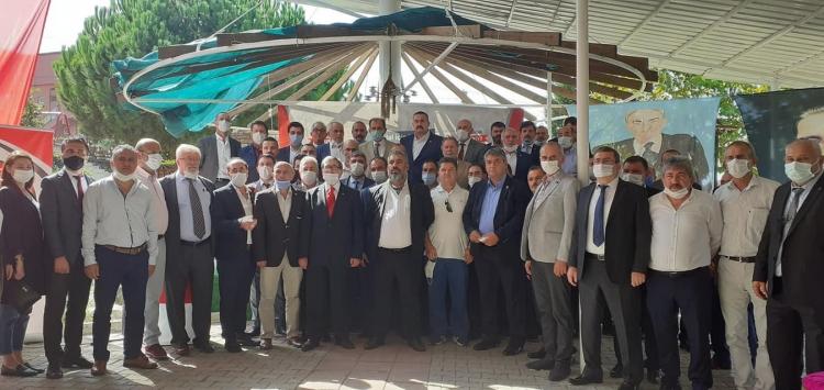 MHP Merkez İlçe Kongresi Yapıldı