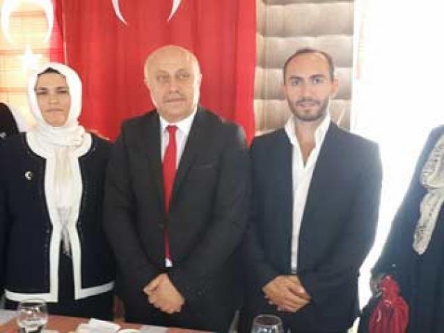 MHP Adaylarını Tanıttı