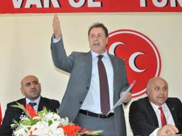 MHP de Yalova Belediye Başkan Aday Adayını Tanıttı