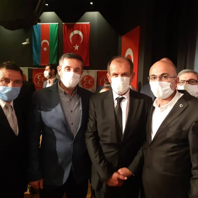 MHP'de Namık Öz Dönemi Devam Ediyor
