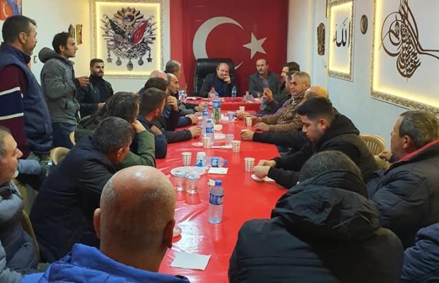 """""""MHP'nin Belediyecilik Anlayışını Gösterdik"""""""