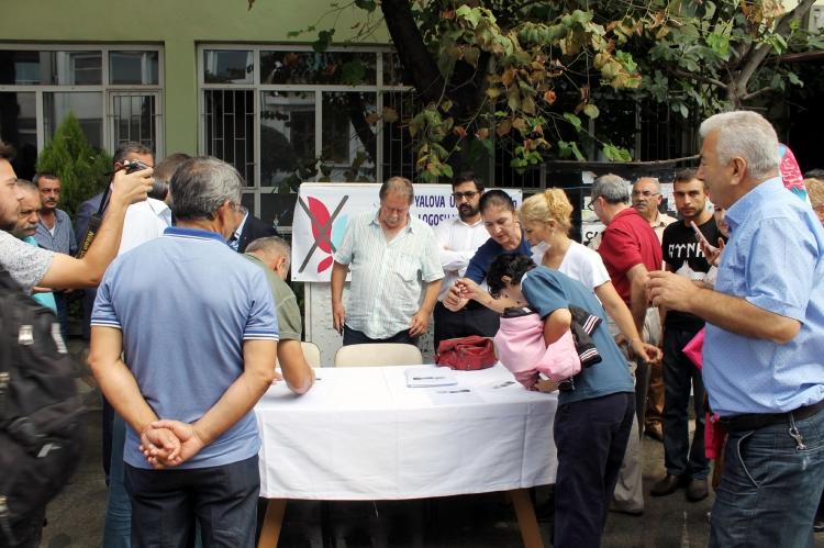 MHP'nin İmza Kampanyası Sona Erdi