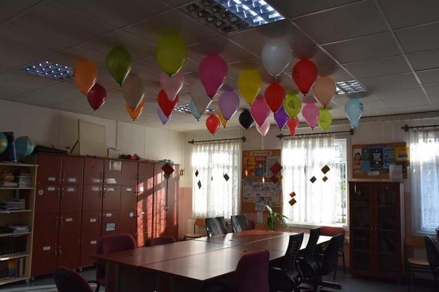 Öğrencilerden, Öğretmenlerine Sürpriz