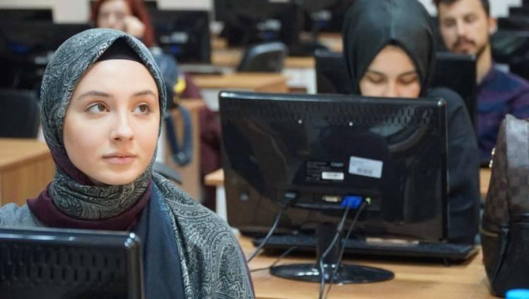 Öğrencilere Online DGS Desteği