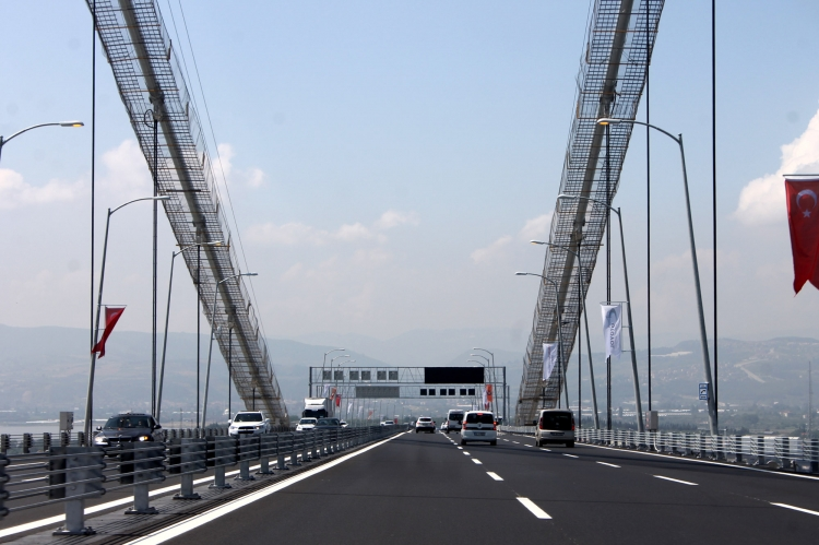Osmangazi Köprüsü Bayramda Da Ücretli