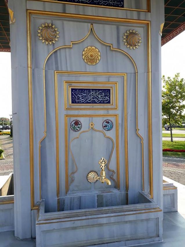 Osmanlı Çeşmesi Musluklarına Hasret