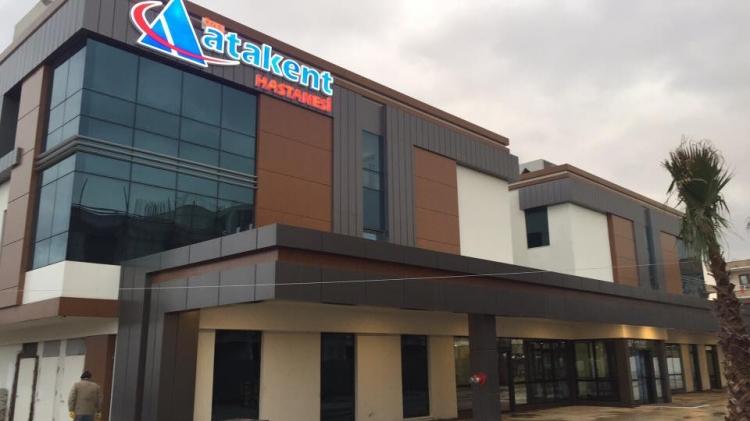 Özel Atakent Hastanesi Hizmete Girdi