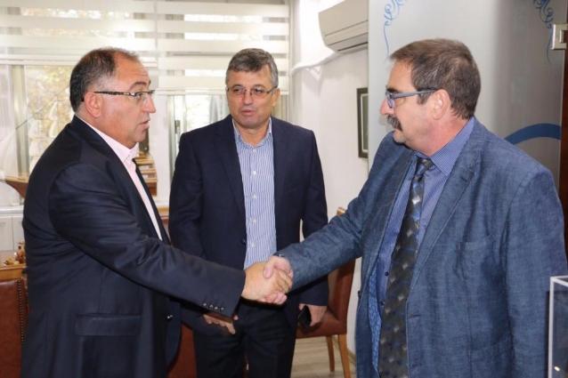 Petkov Ve Bozgilov Salman'ı Ziyaret Etti