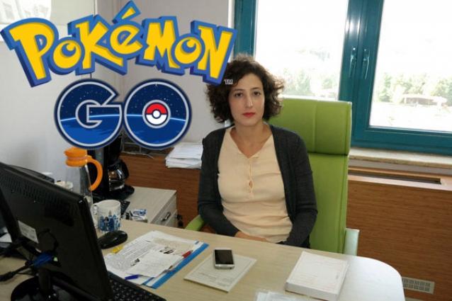 """""""Pokemon-Go"""" Terapi Etkisi Yapıyor"""