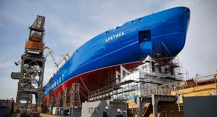 Rus Buzkıran Gemisini Sefine Tersanesi İnşa Edecek