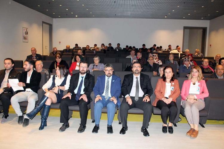 Sağlık İl Müdürlüğünden Diyabet Konferansı