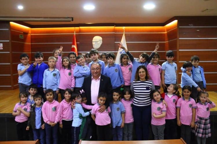 Salman'dan Belediyecilik Dersi