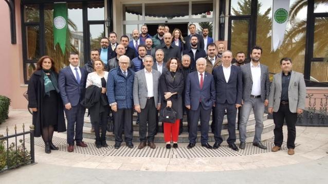ŞEB Forumu Ekonomi Temsilcilerini Ağırladı