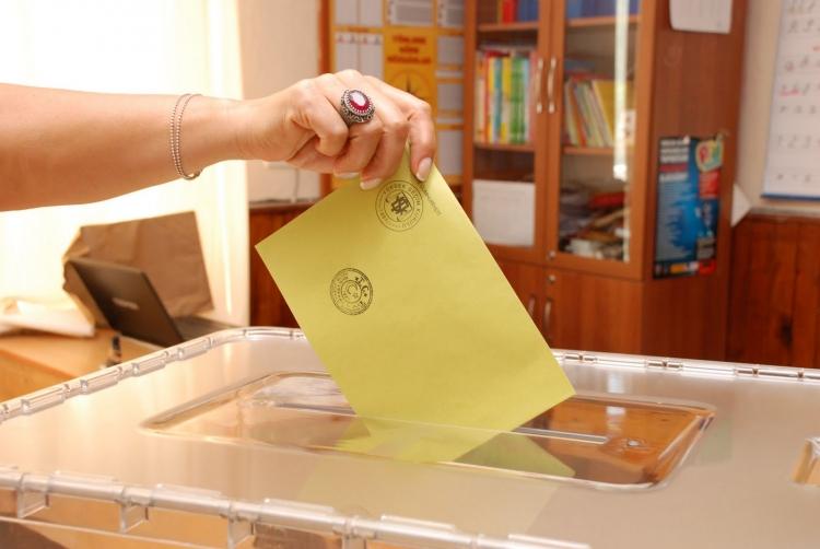 Yalova'da Halkın %21'i Sandığa Gitmedi