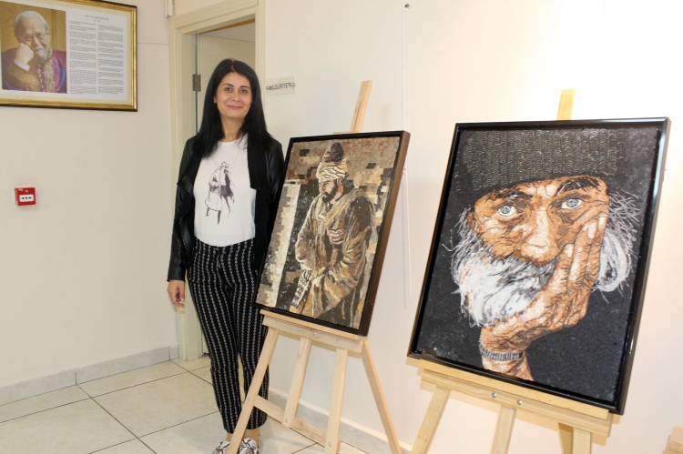 Yalova Mozaik Çalıştayı'na Ev Sahipliği Yapıyor