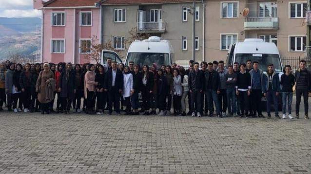 Sınavlara Esenköy'de Motive Olacaklar