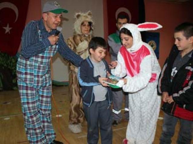Sincap Çocuk Tiyatrosu Yalova'daydı