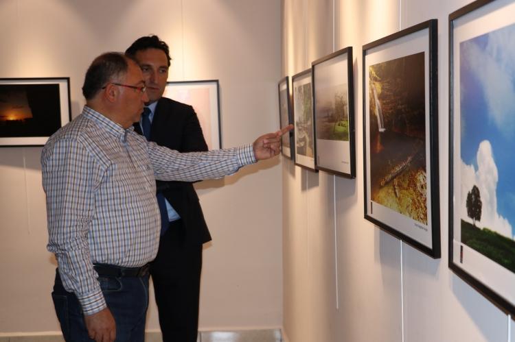 Sinop'un Güzellikleri Yalova'da Sergileniyor