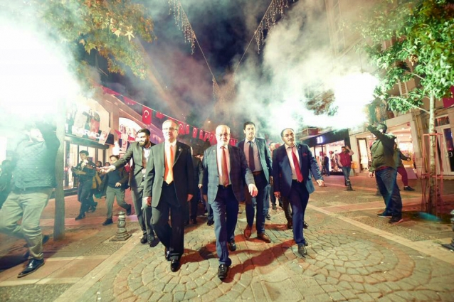 SP Genel Başkanı Karamollaoğlu Yalova'daydı