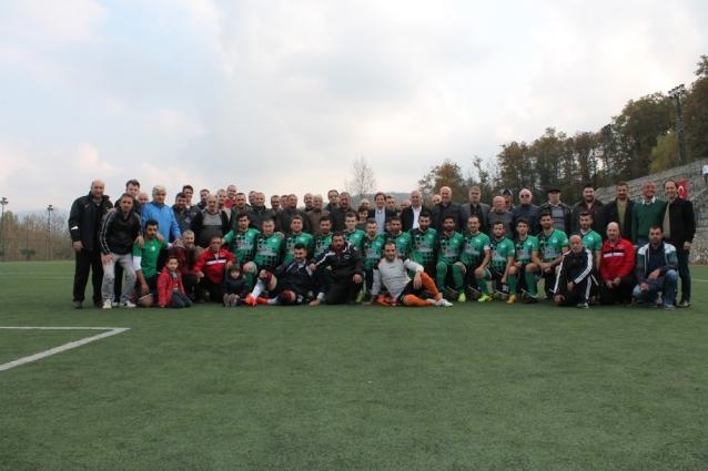Termal Belediyespor Şampiyonluğa Emin Adımlarla İlerliyor