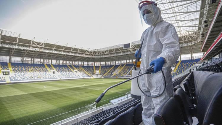 Stadyumlarda Sıkı Tedbirler Hayata Geçiyor