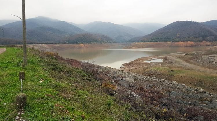 Su Seviyesi %17'den %20'ye Yükseldi