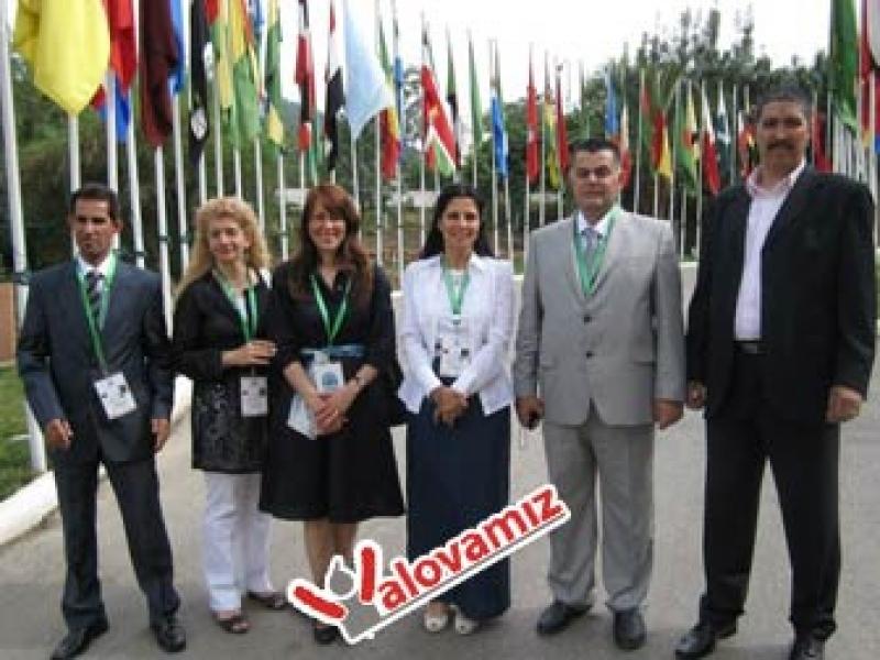 Suna Selma Koçal Ve Azize Vildan Pirim Cezayir Festivali'nde