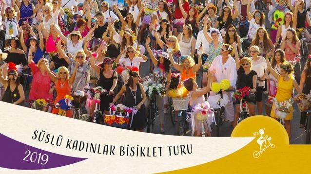 Süslü Kadınlar Festivale Hazır