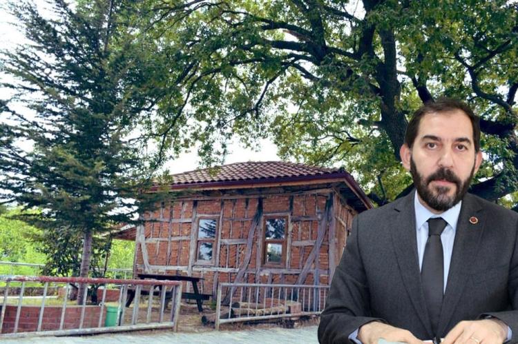 Türkiye'nin En Küçük Mescidi Restore Edilecek