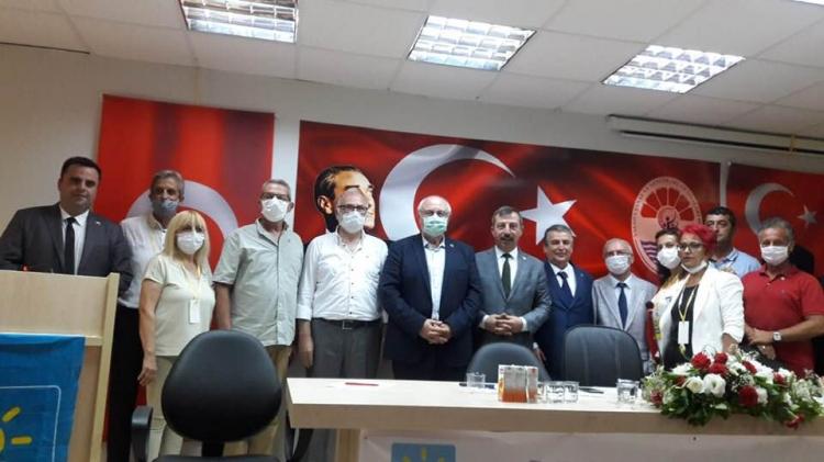 Tatar Yeniden Başkan