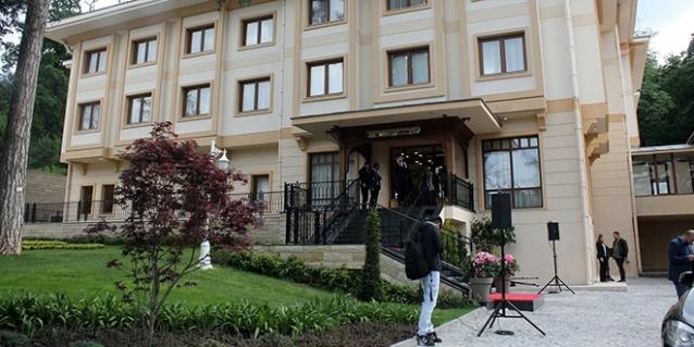 Termal TBMM Misafirhanesi'nin Mülkü Meclise Geçiyor