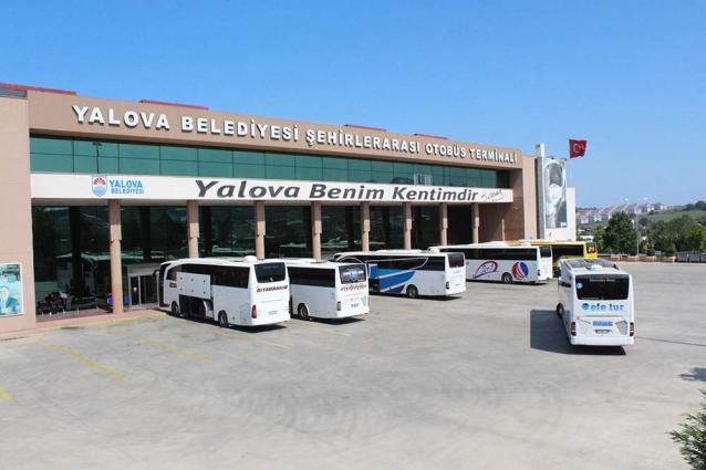 Terminalde 8 Ayda 1 Milyon 490 Bin Kişi Taşındı