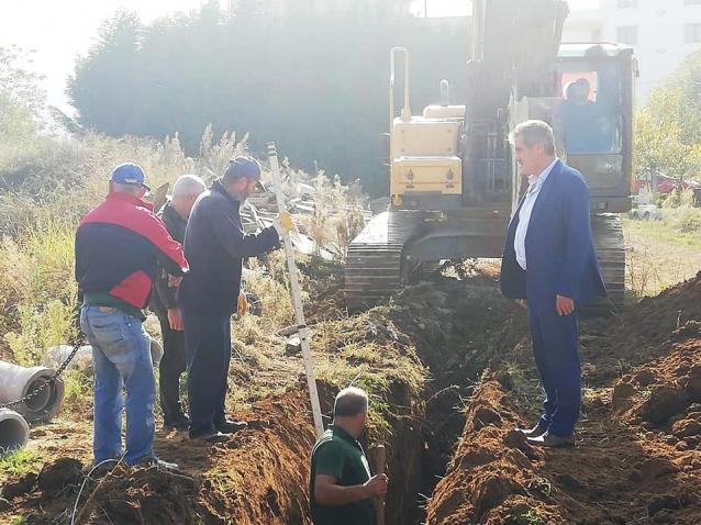 Teşvikiye'de Kanalizasyon Altyapısı Yenileniyor