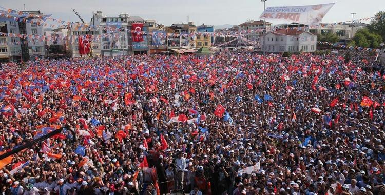 Toplantı Ve Gösteri Yürüyüş Alanları Belirlendi