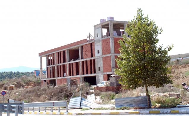 Trafik Denetlemeye Yeni Bina